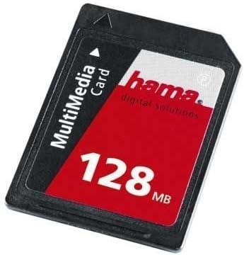 Hama Multimedia Card 128mb Computer Zubehör