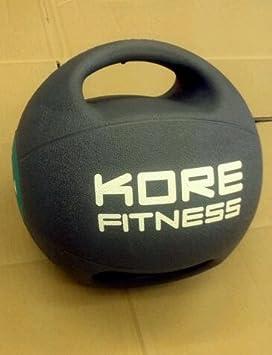 KORE Fitness gimnasio comercial de goma agarre doble balón ...