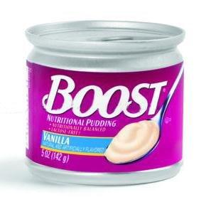 Boost Pudding Vanilla/Case of 48