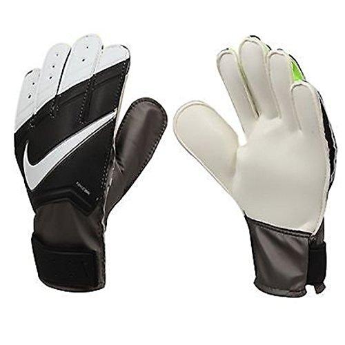 Nike Youth Match Goalkeeper Gloves Black/White Size 3