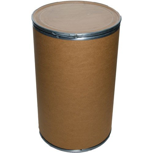 Air Sea Containers 55 Gallon Open Head (Non-UN) Fiberboard Drum with Ring Lock Lid by Air Sea Containers