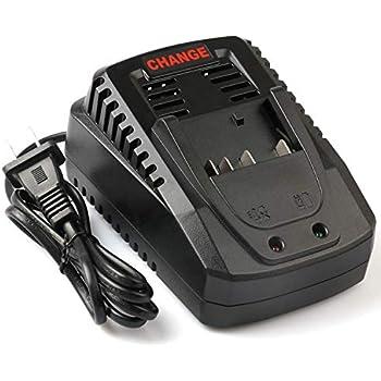 Amazon.com: Shentec - Cargador de batería de iones de litio ...