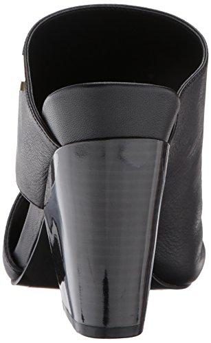 Calvin Klein Women's EFA Wedge Sandal Black Jc3xMPH7