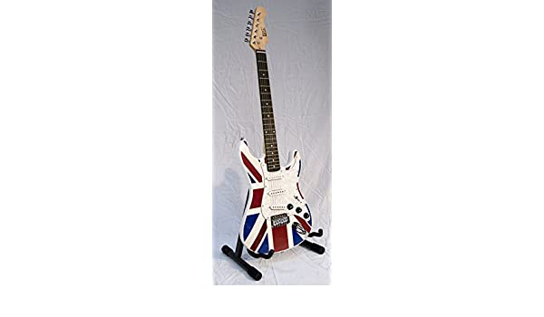 Guitarra eléctrica/Stol - mg1023/bandera Inglés UK: Amazon.es: Instrumentos musicales