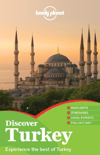 Lonely Planet Discover Turkey (Travel Guide)