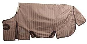 EOUS Phlegon Medium Weight Turnout Blanket, Latte, 75