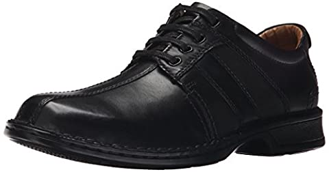 Clarks Men's Touareg Vibe Oxford,Black,9.5 M US (Touareg Oxford)