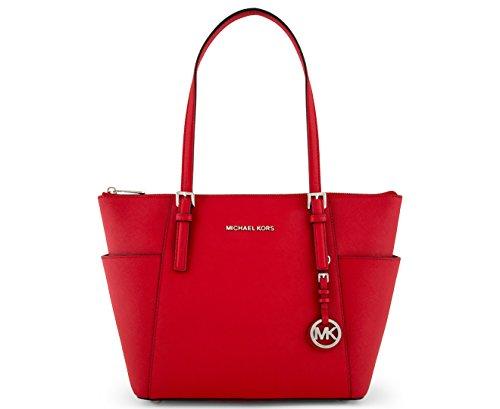 Michael Kors Red Handbag - 4