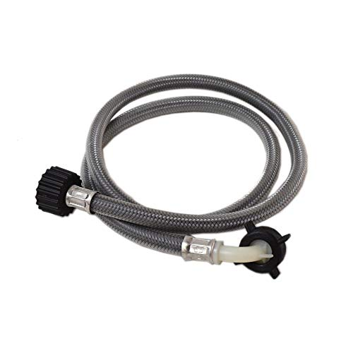 Fisher & Paykel 424159 Washer Fill Hose Genuine Original Equipment Manufacturer (OEM) Part (Best Fisher And Paykel Washing Machine)