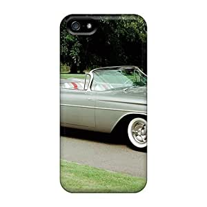 Case For Sam Sung Galaxy S5 Cover Protector Case 1959 Pontiac Bonneville Phone Cover