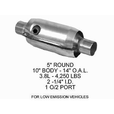 Eastern 82725 Catalytic Converter: Automotive