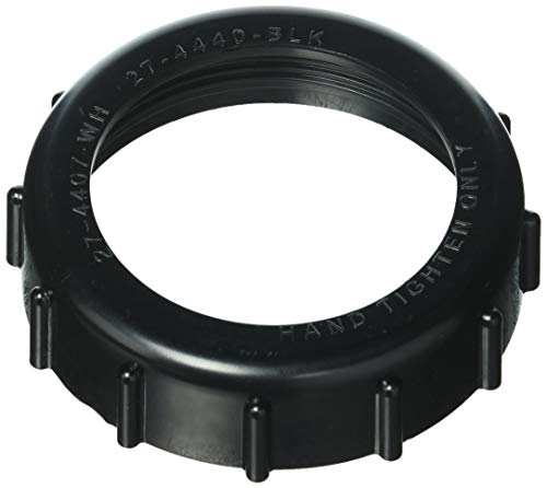 Pentair 274440 Black Bulkhead Ring Adapter Replacement Pool/Spa Heater and -
