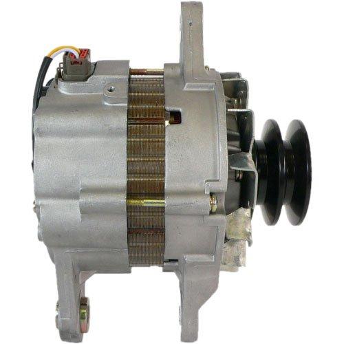 DB Electrical AMT0196 New Alternator For John Deere Excavator 450Dlc, 600Clc, 650Dlc, 800C, 850Dlc, 650D A4TU5485 A4TU5486 113886 1812005303 1812005307 1812005308 1812005901 1812005902 1812005903