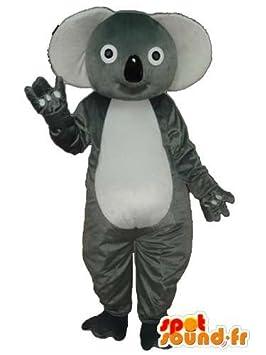 Traje que representa un koala: Amazon.es: Juguetes y juegos