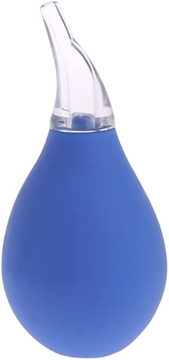 Aspirador nasal recién nacido con ventosa suave para limpiar la ...
