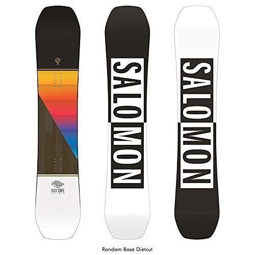 Salomon Huck Knife Snowboard Mens Sz 158cm
