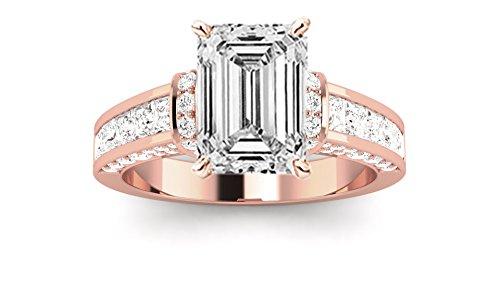 1.4 Ct Emerald Diamond - 5