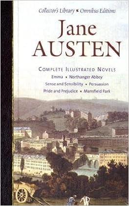 The Complete Illustrated Novels Jane Austen Hugh Thomson 9781905716630 Amazon Books