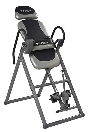 Innova ITX9900 Heavy Duty Deluxe Inversion Table with Air Lumbar Support (Renewed)
