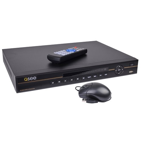 Q-See QC804 4-Channel 1080p NVR Surveillance Kit w-PoE Ports - Just Add Cameras & Hard Drive by Q-See (Image #3)