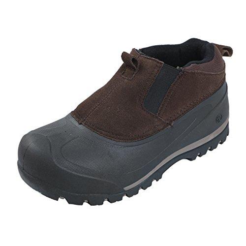 Northside Men's Dawson Snow Boot, Chocolate, 12