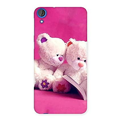outlet store aaac9 b774b Teddy Reading Back Case Cover for HTC Desire 820: Amazon.in: Electronics