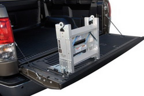 Westin 10-3000 Truck-Pal Tailgate Ladder