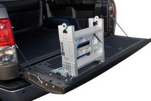- Westin 10-3000 Truck-Pal Tailgate Ladder