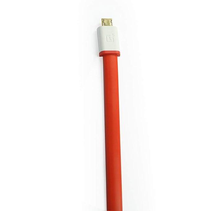 OnePlus One Cable de Datos de USB - Cargador para OnePlus 1 - (1st,Generación)