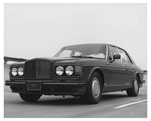 1992 Bentley Turbo R Automobile Photo Poster