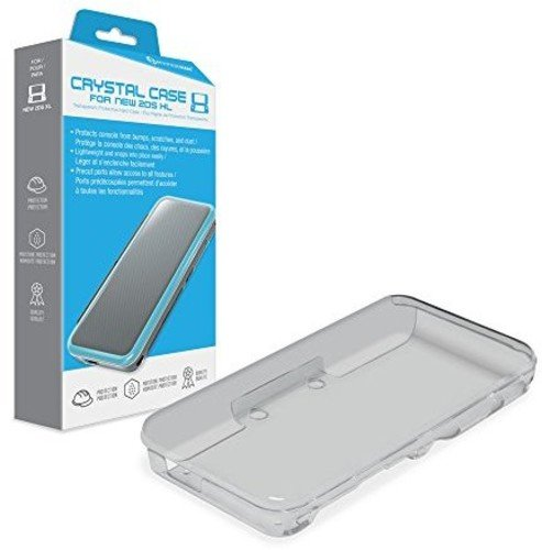 Hyperkin Crystal Case for New 2DS XL