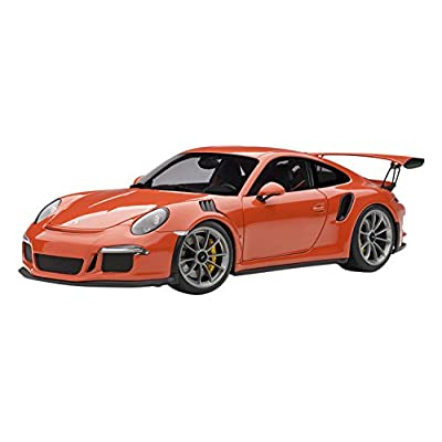AUTOart–Collectible, 78168Car, Orange: Toys & Games