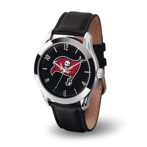 NFL Tampa Bay Buccaneers Classic Watch, (Buccaneers Sport Watch)