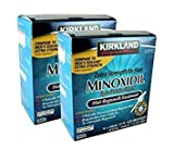 Kirkland Minoxidil 5% Extra Strength Hair Regrowth for Men (1 Years Supply)