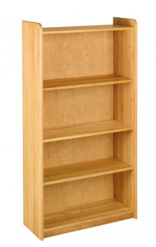BioKinder 22139 Lara Regal Bücherregal aus Massivholz 160 x 84 x 35 cm