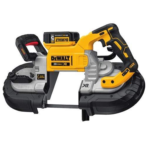 DEWALT DCS376B 20V Dual Handed Bandsaw (Tool Only)