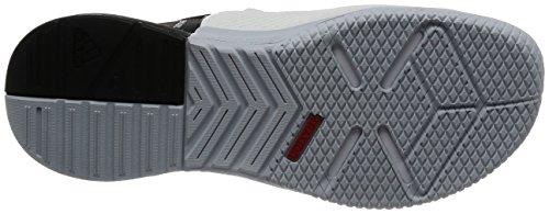 adidas CrazyPower TR M - Zapatillas de deporte para Hombre, Blanco - (FTWBLA/FTWBLA/NEGBAS) 46 2/3