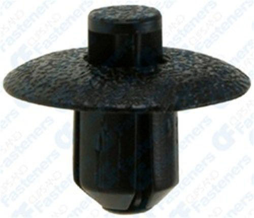Clipsandfasteners Inc 10 Radiator Bumper /& Cowl Push-Type Clips Compatible with Lexus