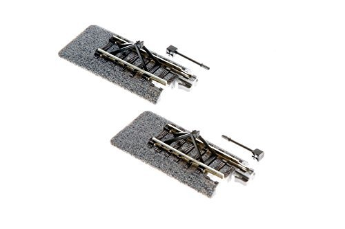 Kato 20-048 N Unitrack 50.5mm 2 Bumper Track C 2pcs