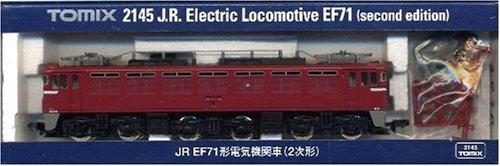 TOMIX Nゲージ EF71 2次形 2145 鉄道模型 電気機関車 B0004D75FG