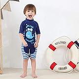Kids Baby Boy Summer Long Sleeve One Piece