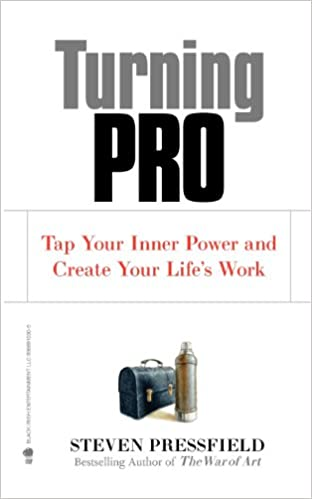 Amazon com: Turning Pro: Tap Your Inner Power and Create