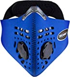 Respro Techno Anti-Pollution Mask - Medium - Blue