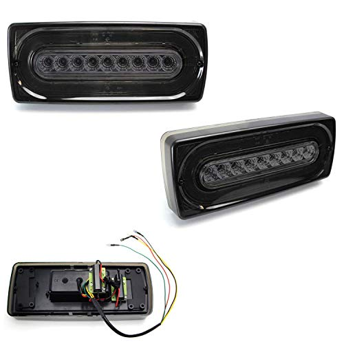 Led Tail Light Cluster in US - 7