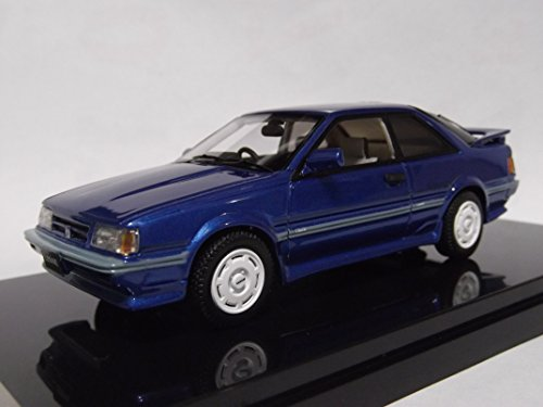1/43 SUBARU LEONE RX-II(ブルー) W399