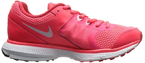 Nike Donna Zoom Winflo Runner Iper Argento Rosa