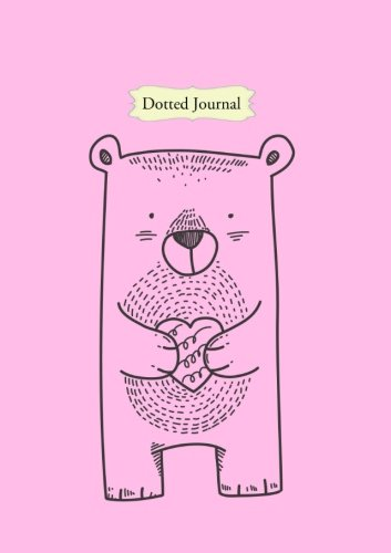 """Download Dotted Journal: Dotted Bullet Cute Kawaii Notebook Journal Daily Planner Diary Dot Grid A5 (5.83."""" x 8.27"""" ) Large 8mm x 8mm Dot Grid Journal (Cute ... Notebook Planner Diary Series) (Volume 16) ebook"""