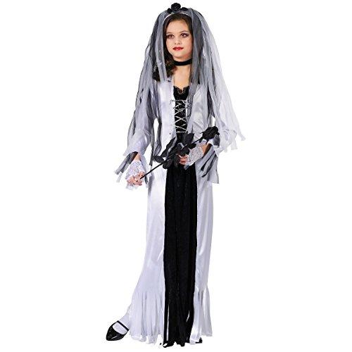 Skeleton Bride Child Costume -