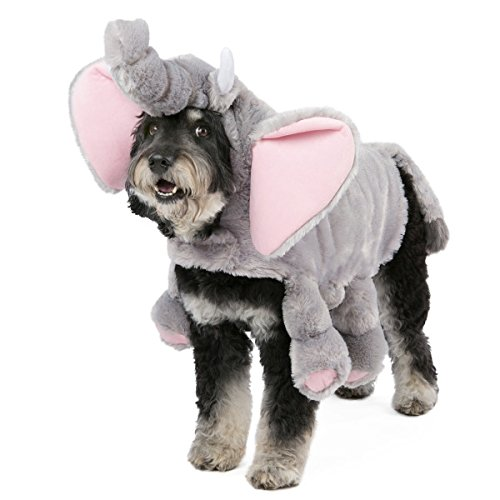 Elephant Dog Dress Up Costume XS (Dress Up Dogs)