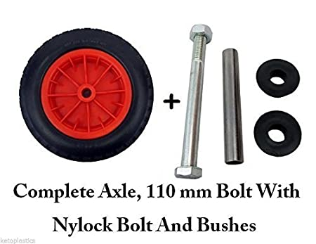 Pu 14 puncture proof red wheelbarrow wheel tyre 350 8 foam pu 14quot puncture proof red wheelbarrow wheel tyre 350 8 foam filled axle solutioingenieria Images